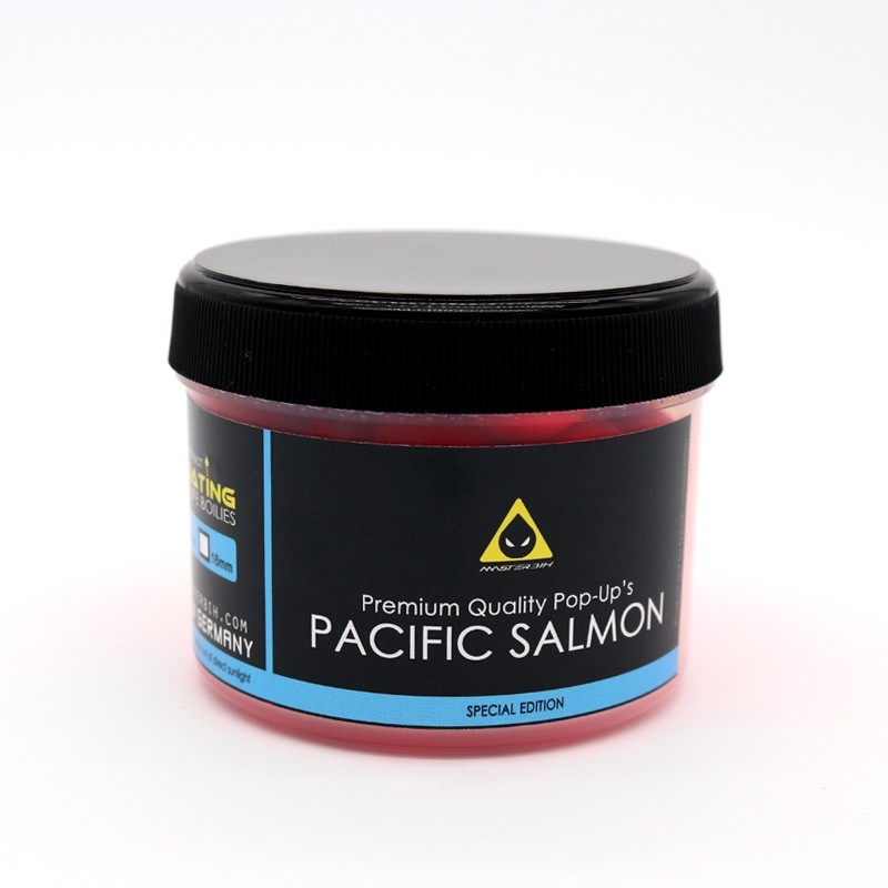 Masterbih Pop Ups Pacific Salmon 16mm