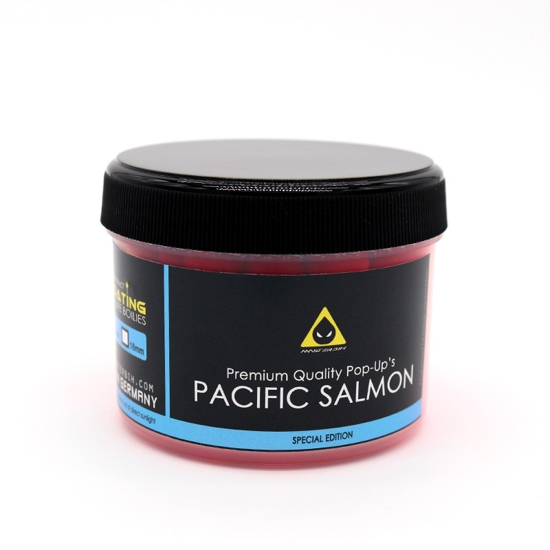 Masterbih Pop Ups Pacific Salmon 10mm