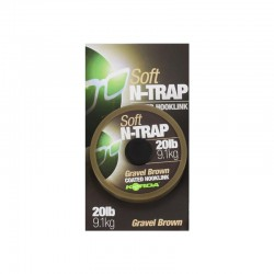 Korda N-Trap Soft Gravel Brown 20lb