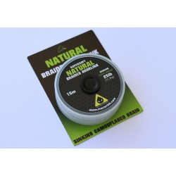 Masterbih Natural Hooklink Braid 25lb