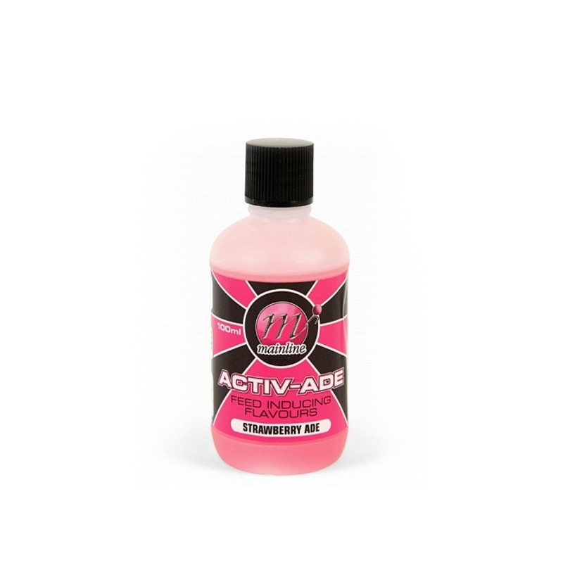 Mainline Strawberry-Ade 100ml