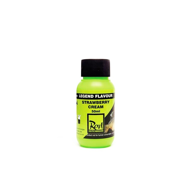 Rod Hutchinson Strawberry Cream Flavour 50ml