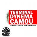 Terminal Dynema Camou 0.26mm