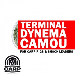 Terminal Dynema Camou 0.26mm