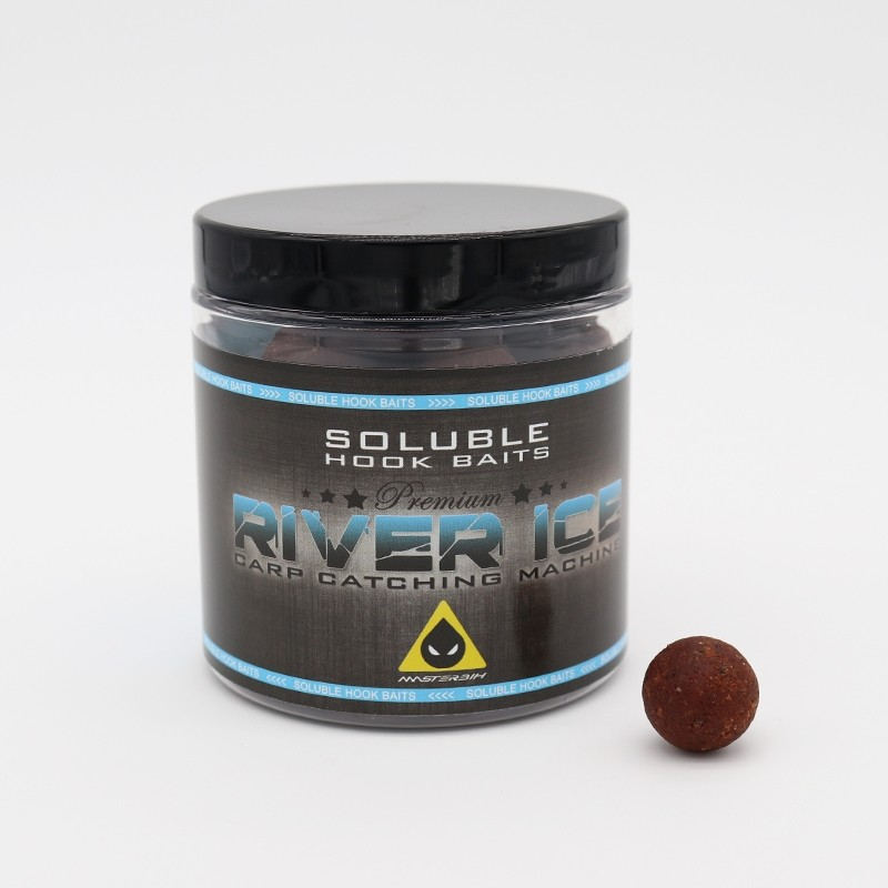 Masterbih Premium River ICE Soluble HookBaits