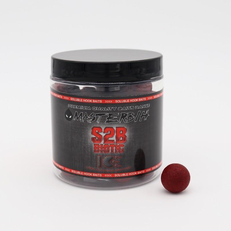 Masterbih S2B-Biotic ICE Soluble HookBaits
