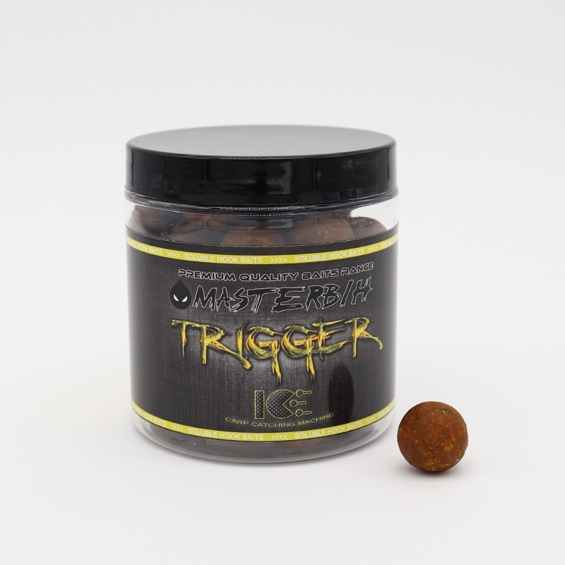 Masterbih Trigger ICE Soluble HookBaits