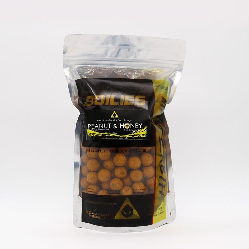 Masterbih Peanut & Honey Boilies 16mm
