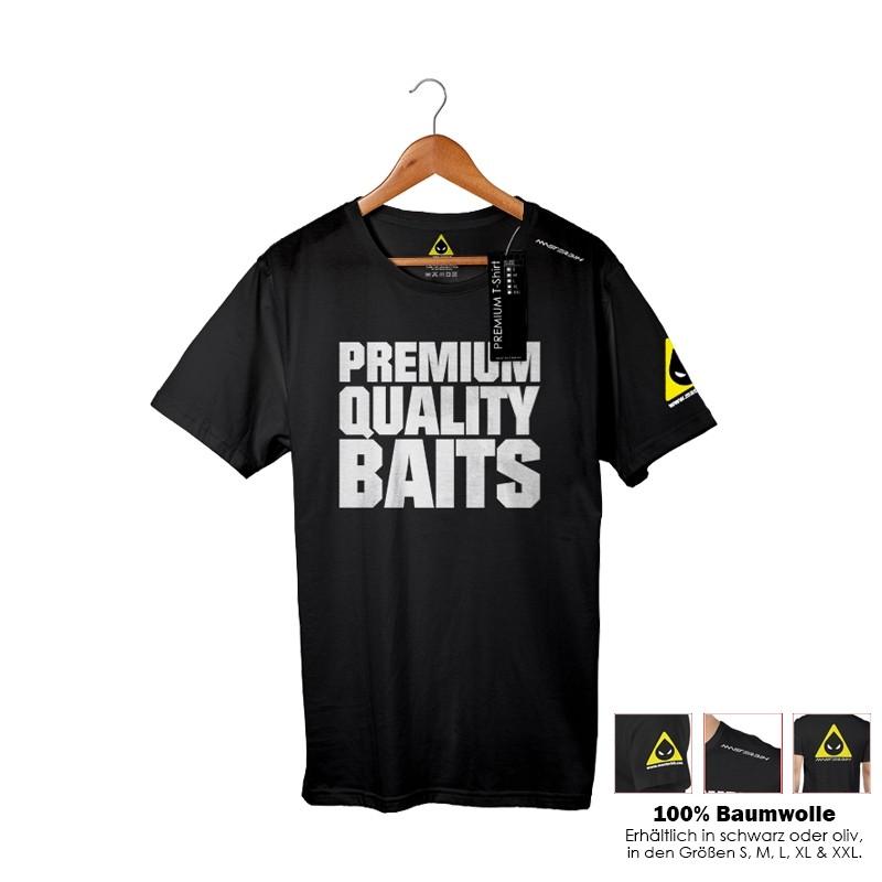 Masterbih Premium T-Shirt Black