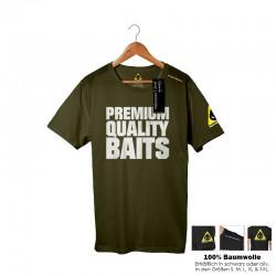 Masterbih Premium T-Shirt Olive