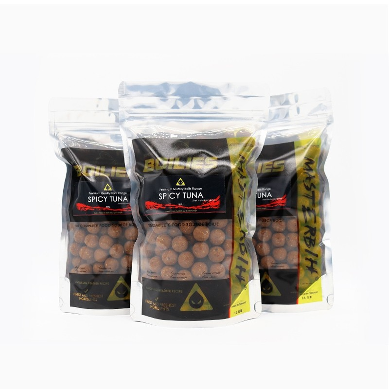 Masterbih Spicy Tuna Boilies 16mm