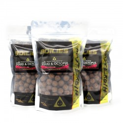 Masterbih Japanese Squid & Octopus Boilies 16mm