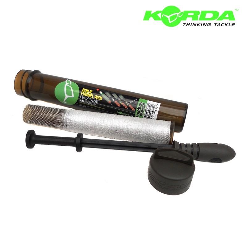 Korda Boilie Funnel Web PVA System