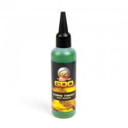 Korda GOO Corn Twist Bait Smoke 115ml