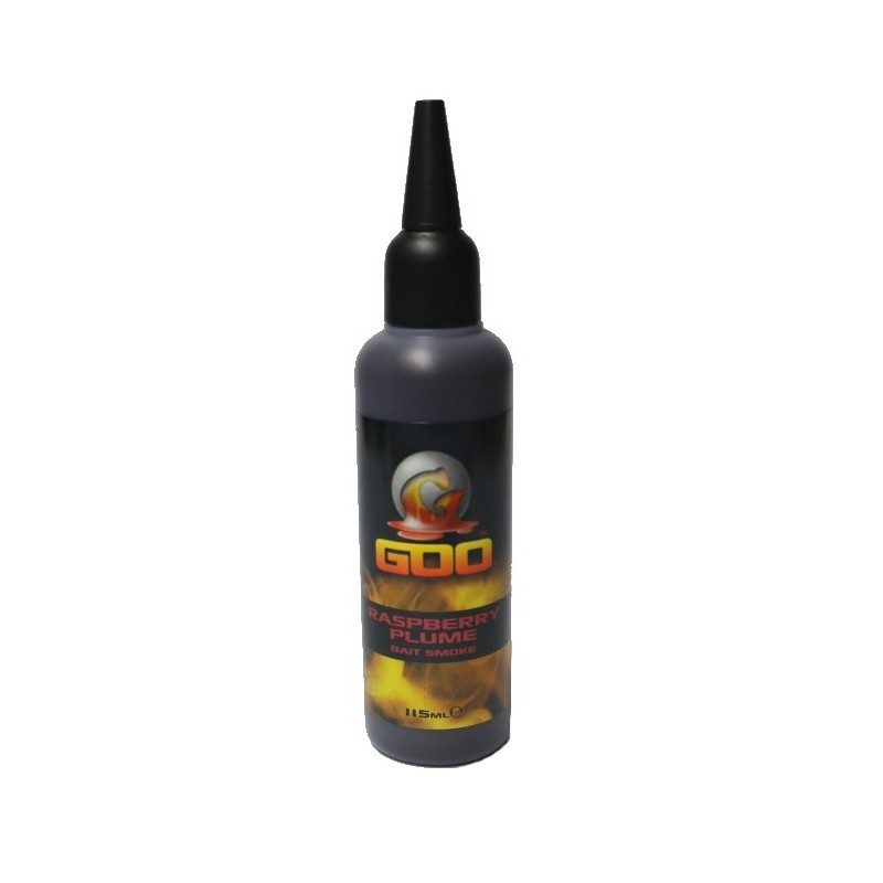 Korda GOO Raspberry Plume Bait Smoke 115ml