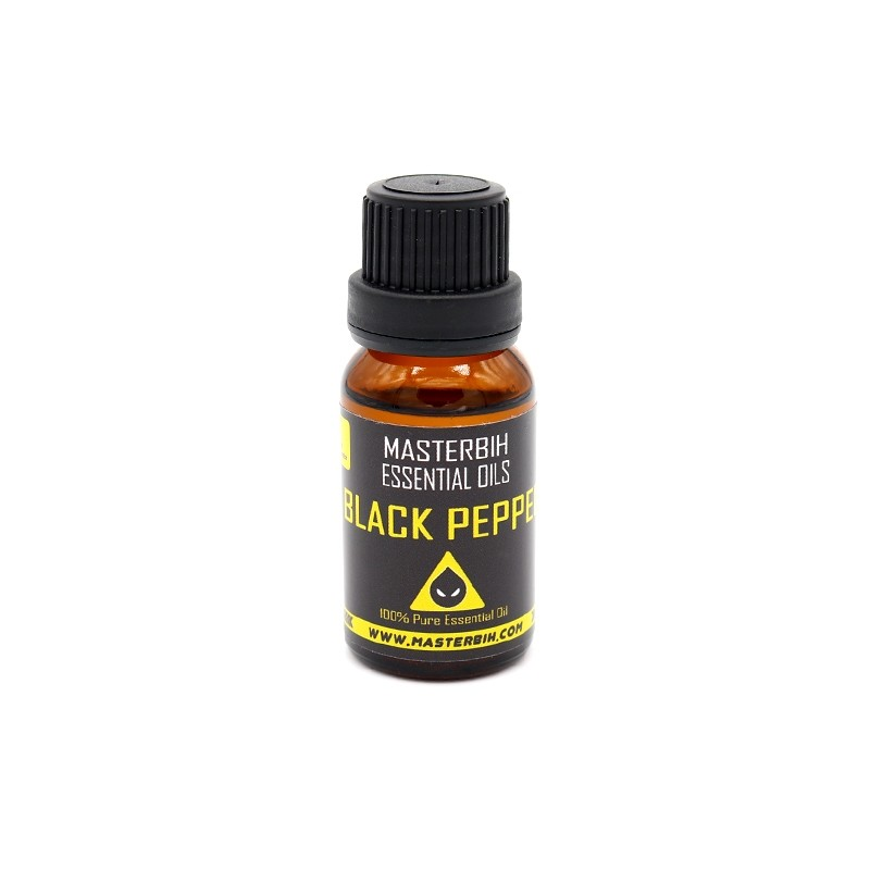 Masterbih Black Pepper Essential Oil