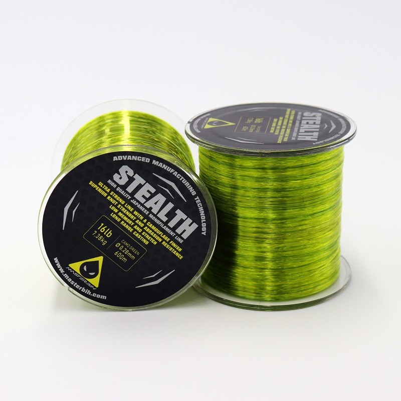 Stealth Monofilament Line 0,37mm 600m