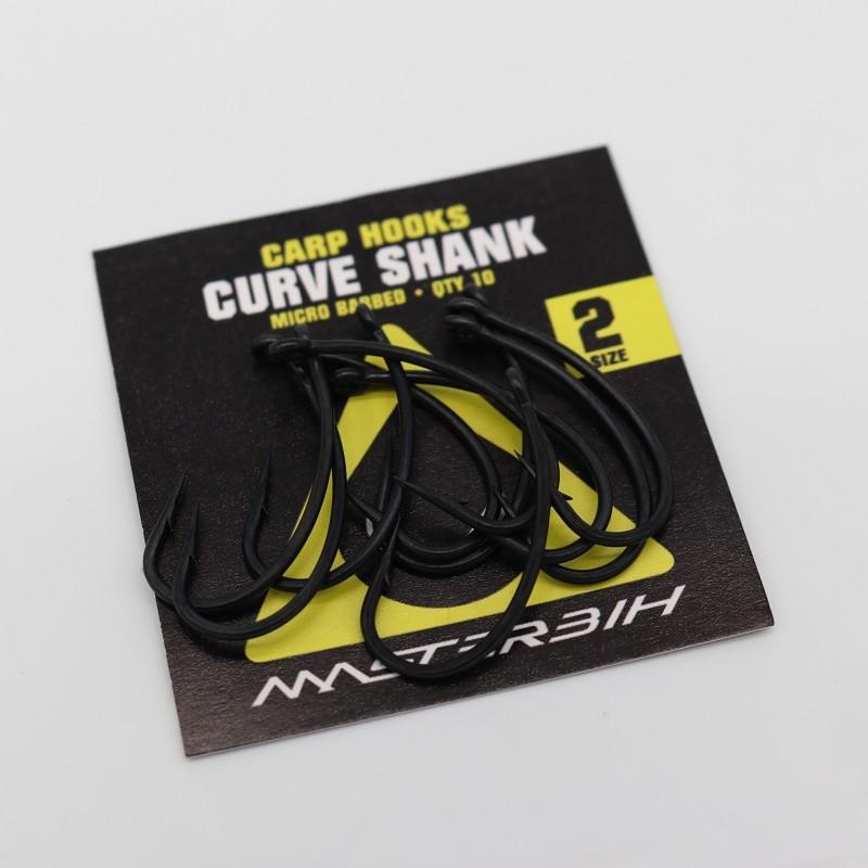 Curve Shank Carp Hooks 2