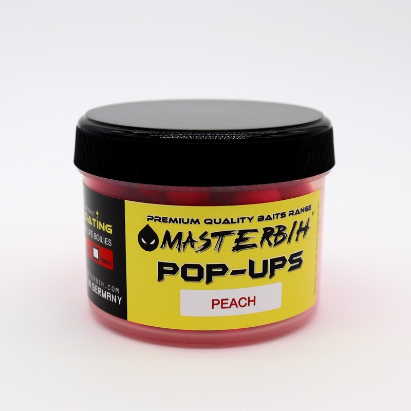 Masterbih Pop Ups Peach 10mm