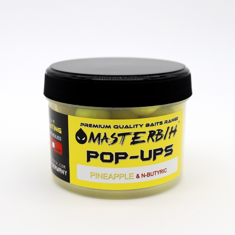 Masterbih Pop Ups Pineapple & N-Butyric 16mm