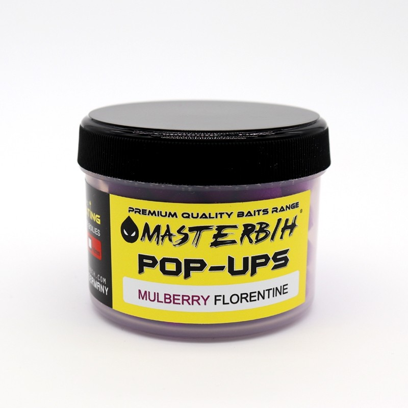Masterbih Pop Ups Mulberry 10mm