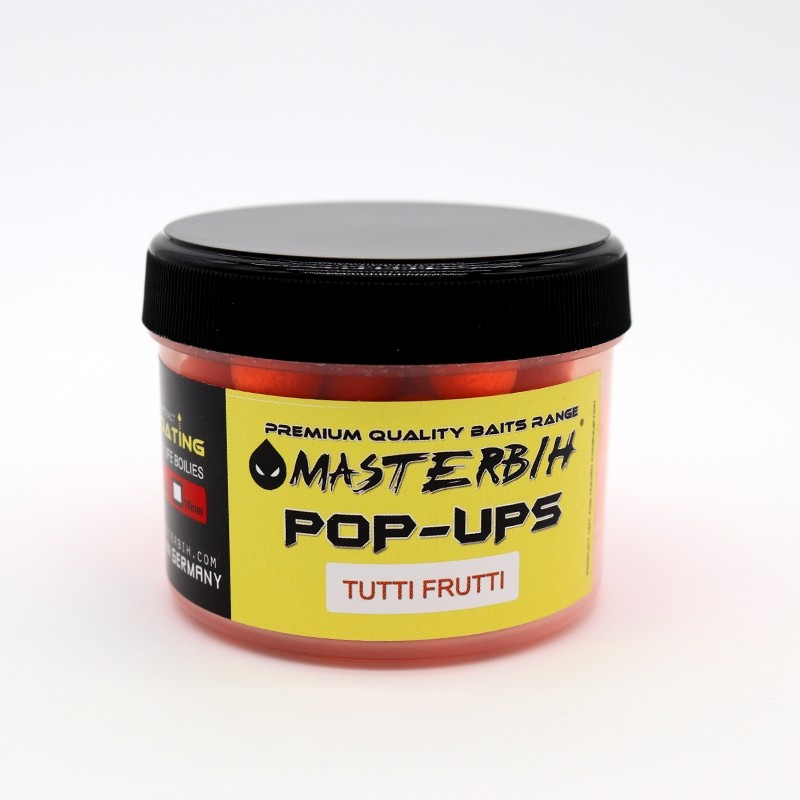Masterbih Pop Ups Tutti Frutti 10mm