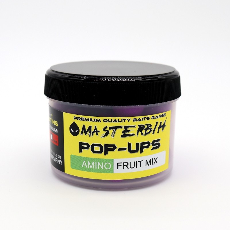 Masterbih Pop Ups Amino Fruit Mix 16mm