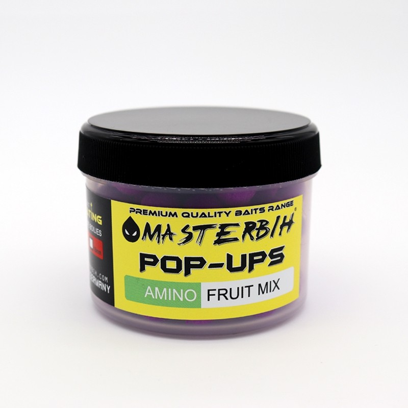 Masterbih Pop Ups Amino Fruit Mix 10mm