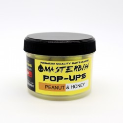 Masterbih Pop Ups Peanut & Honey 16mm