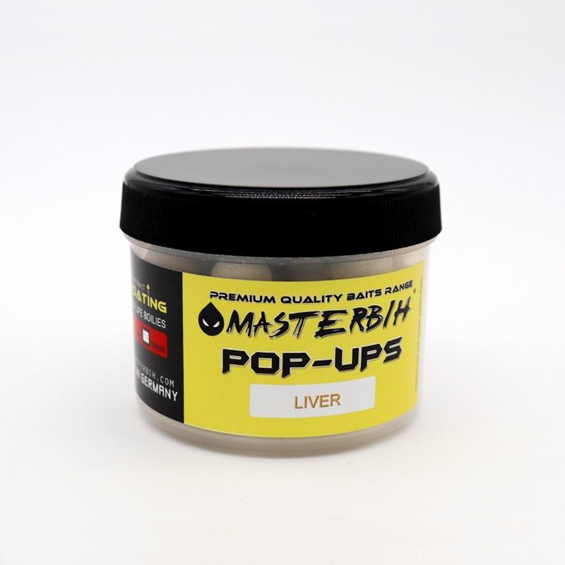 Masterbih Pop Ups Liver 10mm