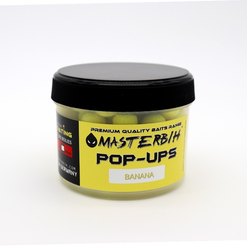 Masterbih Pop Ups Banana 10mm